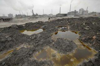 China Umwelt Klimagipfel