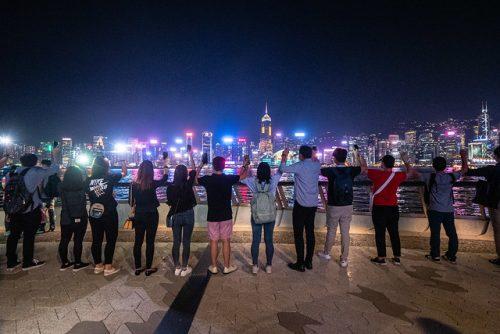 Proteste Hongkong