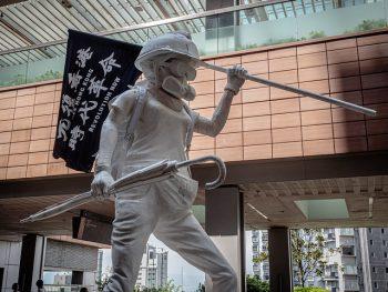 Demokratiebewegung Hongkong