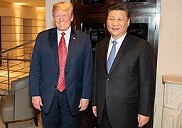 China-Politik USA Trump Xi