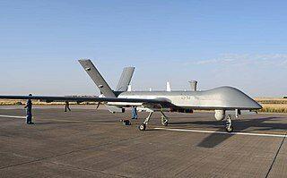 China Militär unbemannte Drohne