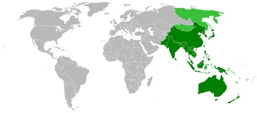 Indo-Pazifik Leitlinien