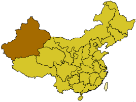 Xinjiang Narrativ China