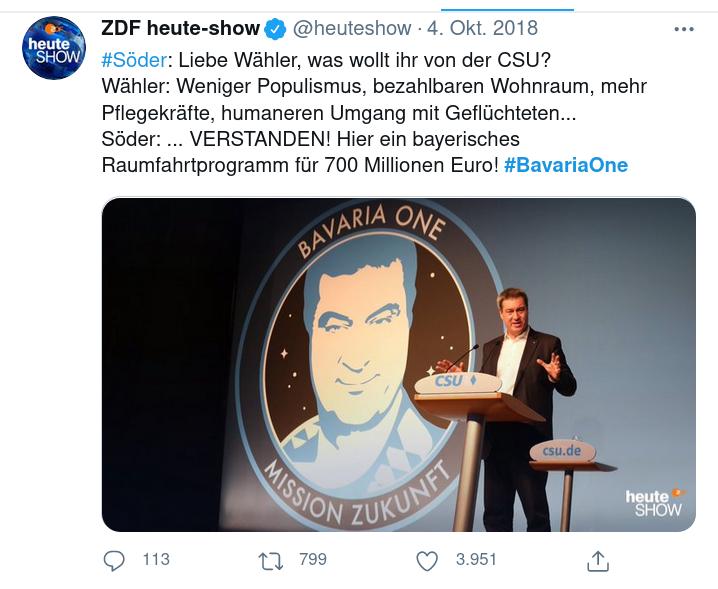 Söder Bavaria One